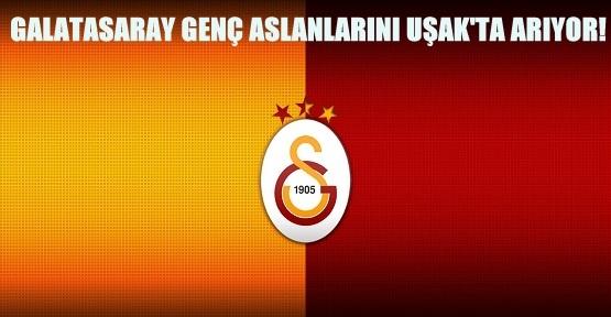 Galatasaray Futbol Okulu Uşak'ta da Açılıyor!