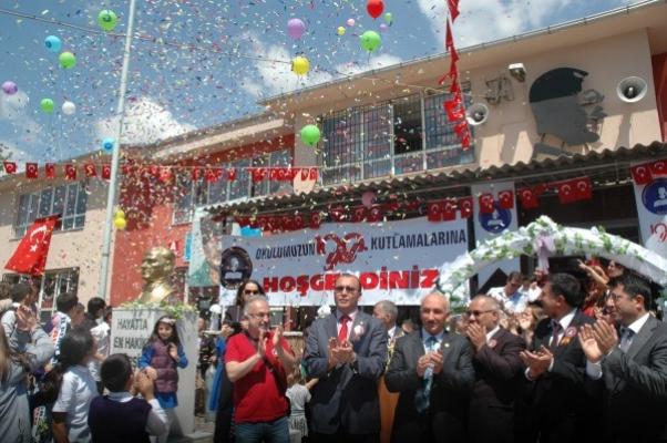 Gazi Mustafa Kemal İlköğretim Okulu 100 Yaşında!