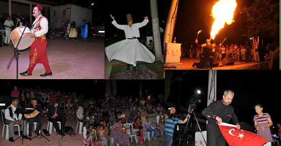 Geleneksel Ramazan Eğlenceleri Akse Çamlığı'nda Başladı!