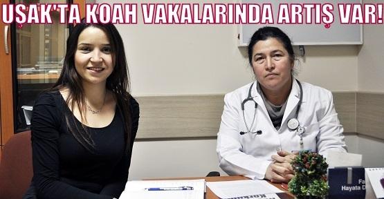 Gizli Düşman KOAH'ı Göğüs Hastalıkları Uzmanı Aysel Ünlü'ye Sorduk!
