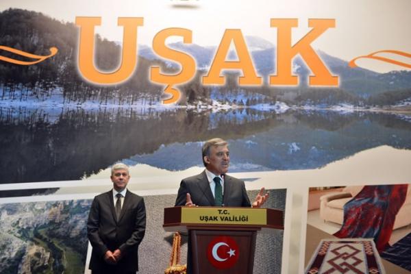 Gül: Terörü Türkiye'nin Gündeminden Çıkarma Kararlığımız Ortada