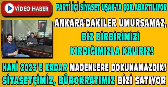 Muhalefet Partileri Yeterli Muhalefet Etmiyor, AKP'li Politikacılar da Kafasına Göre Kent Yönetiyor!