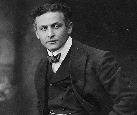 Harry Houdini Kimdir..