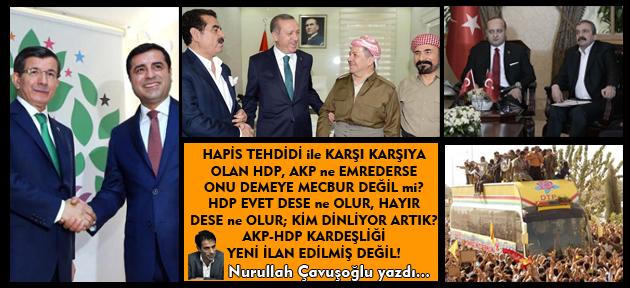HDP ve AKP'nin ne dediğinin artık Kürt kökenli vatandaşlar açısından bir önemi yok!