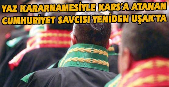 HSYK, Uşak Adliyesi'ne İki Yeni İsim Atadı!