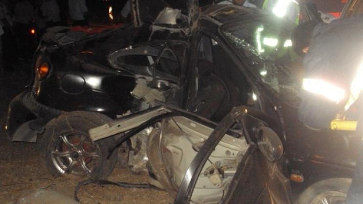 İzmir-Ankara Asfaltında Trafik Kazası! 1 Ölü!