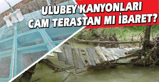 UDOSK Başkanı Yalgın: Ulubey Kanyonları Doğa Sporları İçin de Uygun Hale Gelmeli!