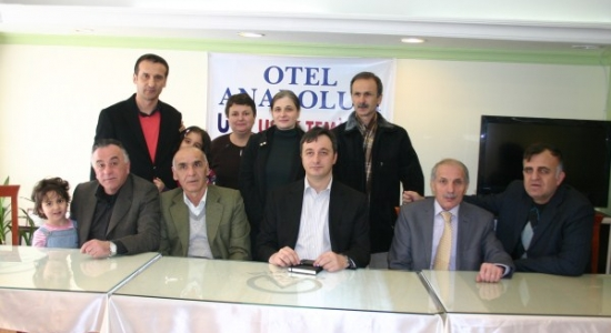 Karadenizliler Derneği Yeni Başkanı Belli Oldu!