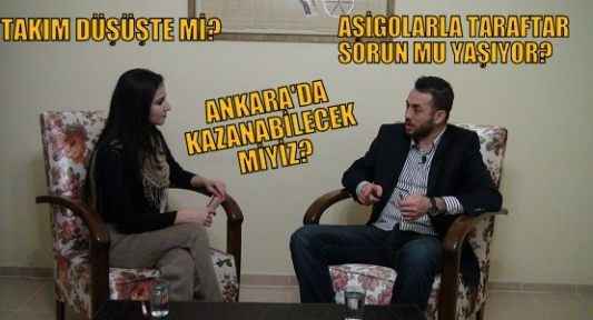 Kerim Çiber Uşak Sportif'i Değerlendirdi!