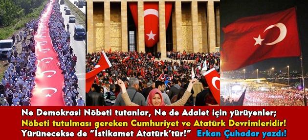 Kılıçdaroğlu yürüyüşle ne amaçlıyor sizce? Amacı CHP'yi yok edip gitmek olabilir mi?
