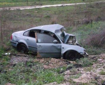 Konya Cihanbeyli de Kaza. Hüseyin Koyuncu Kazada Öldü. Serhat Odabaşı Yaralandı.