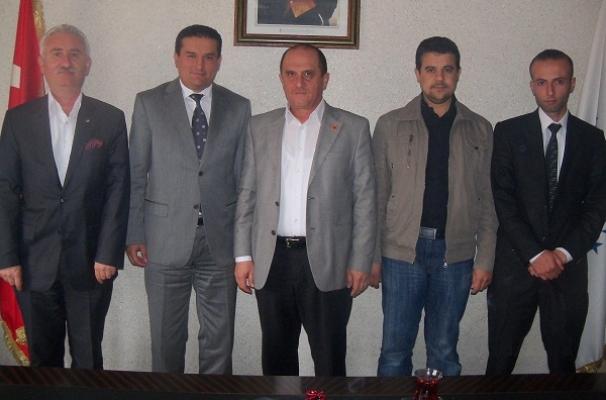 KOSGEB Müdürü Özgür Armaneri TÜMSİAD Ziyaretinde!