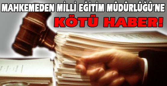 Mahkeme, Uşak ve Sivaslı Milli Eğitim'in Yönetici Atamalarına Yürütmeyi Durdurma Kararı Verdi!