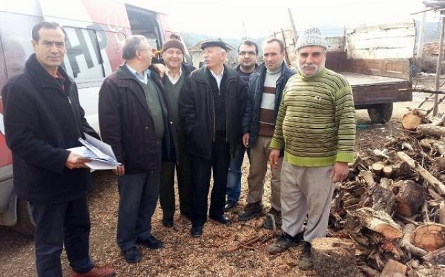 MHP Uşak İl Teşkliatı 25 Köyde Temsilcilik Çalışmalarını Tamamladı!
