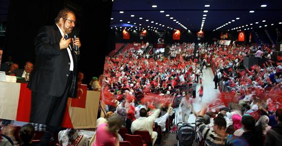 Milli Kahramanları Anma Programı İstanbul'da Düzenlendi!
