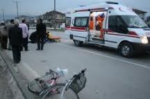 Muğla'nın Ortaca İlçesi'nde  Cemal Poturcu Kazada Öldü...
