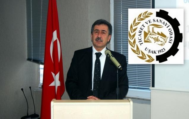 Mustafa Kuvvet, UTSO'nun 2012 Yılını Değerlendirdi!