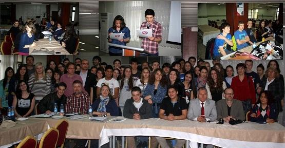 Orhan Dengiz Anadolu Lisesi'nden Uşak'ın Tanıtımına Katkı!