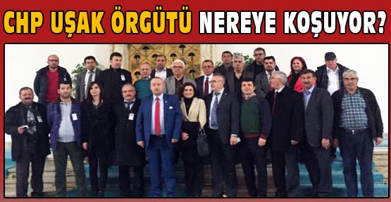 Özkan Yalım ve CHP Örgütü Büyük Buluşmaya, Uşak'taki STK'ların Sadece 40'ta 1'inden Temsilci Götürebildi!