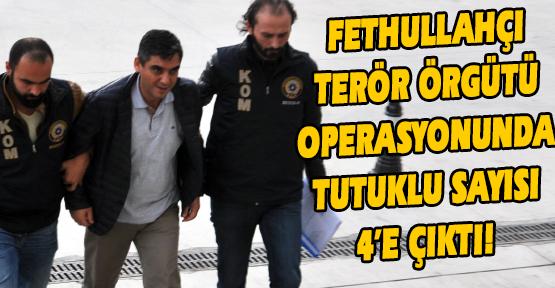Paralel Çete Operasyonu Kapsamında Yakalanan Hazim Sesli de, Tutuklanarak Cezaevine Gönderildi!