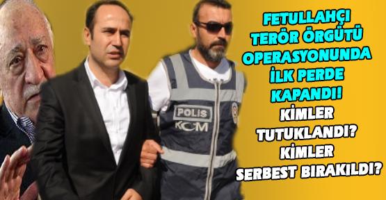 Paralel Çete Operasyonu'nda İlk Karar; İki Tutuklama!