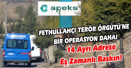 Paralel Çete Operasyonu'nun İkinci Perdesinde 5 Gözaltı!