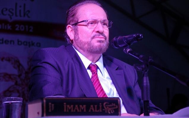 Prof. Dr. Haydar Baş Antalya 6. Uluslararası Ehlibeyt Sempozyumu'nda Birlik Çağrısı Yaptı