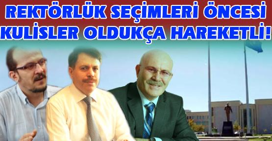 Rektörlük Seçimleri, Üniversite Kulislerini Adeta Kaynayan Kazana Çevirdi!
