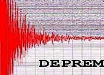 Şaphane deki Deprem Uşak ta Hissedildi. Uşak Civarı İki Gündür Sallanıyor.