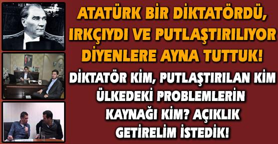 Savaştığı Atatürk Olanlar, Yenilmeye Mahkum Olacaklardır!