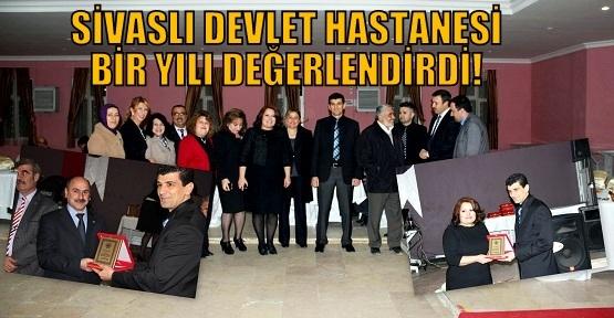 Sivaslı Devlet Hastanesi Hayırseverlere Teşekkür Etkinliği Düzenledi!