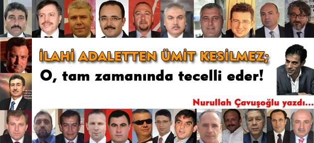 Siyasetçiler Savcılığa soyundu, haysiyet cellatlığı yapıyor; Savcılar seyrediyor!