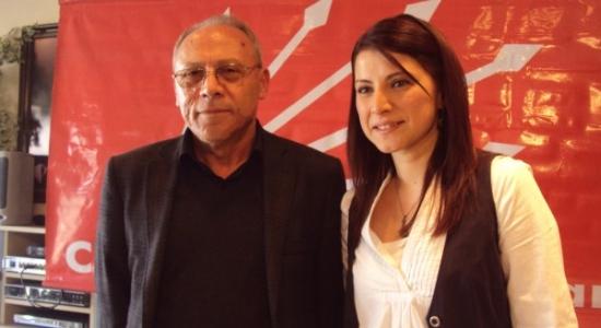 Sümeyra Çevirme Kurt CHP Merkez İlçe Başkanlığına Aday Adaylığını Açıkladı.