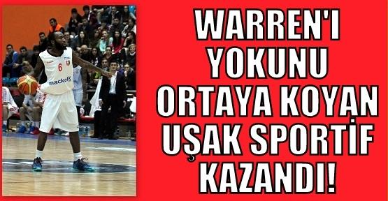 TED Ankara Kolejliler 68 - 74 Uşak Sportif!