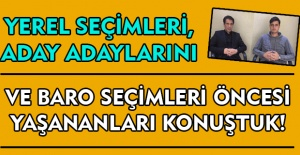 BARO seçimlerinin sonucunu Genç Avukatlar belirleyecek!