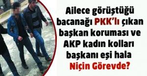 AKP#039;li Eşme Belediye Başkanı#039;nın...