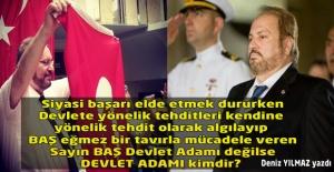 Türk Milletinin Bağrından Çıkardığı Son Devlet Adamı Prof. Dr. Haydar BAŞ Devlete ve Millete Sahip Çıkabilecek Tek Alternatif Olarak Güneş Gibi Parlıyor