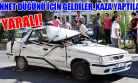3 Aracın Karıştığı Kazada 3 Kişi Yaralandı!