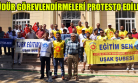Açıklanan Okul Yöneticileri Puanları Protesto Edildi!