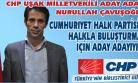 Aday Adaylığımla Kazanan CHP ve Uşak Olacak!