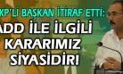 Adında Atatürk Geçtiği İçin mi ADD'nin Talebini Reddettiniz?