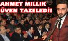 Ak Parti Gençlik Kollarında Başkan Yeniden Ahmet Mıllık Oldu!