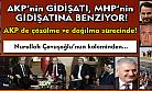 AKP içindeki derin çatlak büyüyor; kaderi MHP gibi olacak anlaşılan, yani dağılacak!