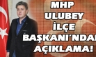 AKP'lilerin Manipülasyon ve Baskıları MHP'yi Durdurmaya Yetmeyecek!