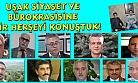 AKP'yi ve Belediyeyi, Cahan ekibi dağıttı ama Muhalefette hala çıt yok, kimsenin adamı olmadıklarını ispatla meşguller