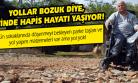 Akülü Tekerlekli Sandalyesi Var Ama Gidecek Yolu Yok!