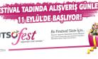 Alışverişin Festival Hali UTSOFEST Başlıyor!