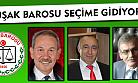 Uşak Baro seçimlerinde 3 aday yarışıyor!