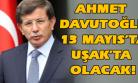 Başbakan Davutoğlu Uşak'a Geliyor!