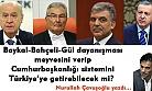 Baykal niçin siyasi harakiri pahasına Abdullah Gül ismini ortaya attı?